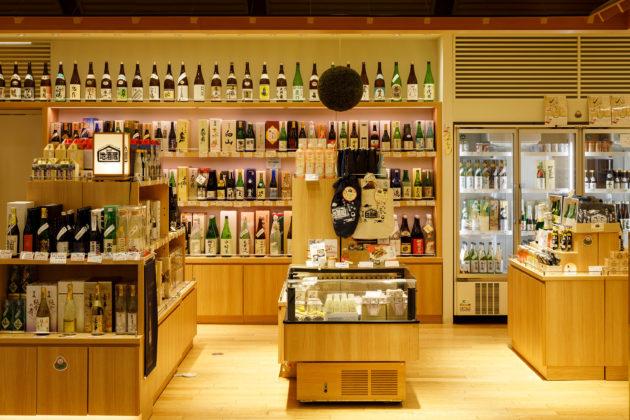 石川県内34蔵の地酒